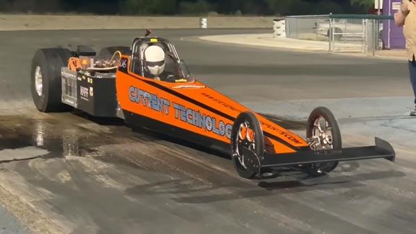 Electric Drag Race Car Created World Record: इलेक्ट्रिक ड्रैग रेस कार ने बनाया नया वर्ल्ड रिकाॅर्ड