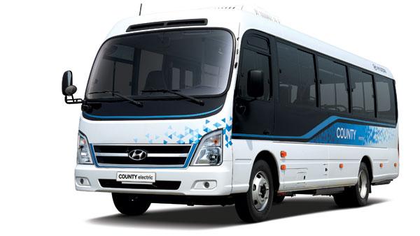 Hyundai Launched Its First Electric Minibus: हुंडई ने लॉन्च की अपनी पहली इलेक्ट्रिक मिनी बस