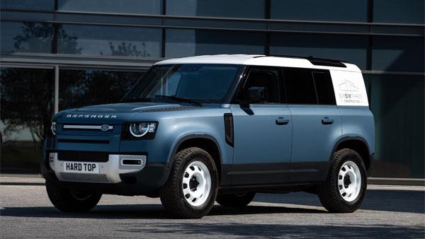 Land Rover Defender Hard Top Launch Details: लैंड रोवर डिफेंडर हार्ड टॉप इस साल अंत में होगी लॉन्च