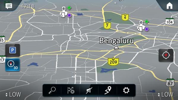 Mercedes-Benz MBUX System Update: मर्सिडीज की कार बताएगी कहां है कोरोना जांच केंद्र, मिला यह अपडेट