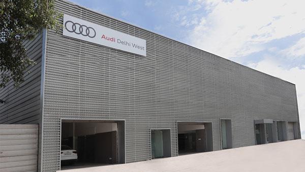 Audi Inaugurates New Workshop: ऑडी ने दिल्ली में खोला नया वर्कशाॅप, होगी वर्ल्डक्लास सर्विसिंग