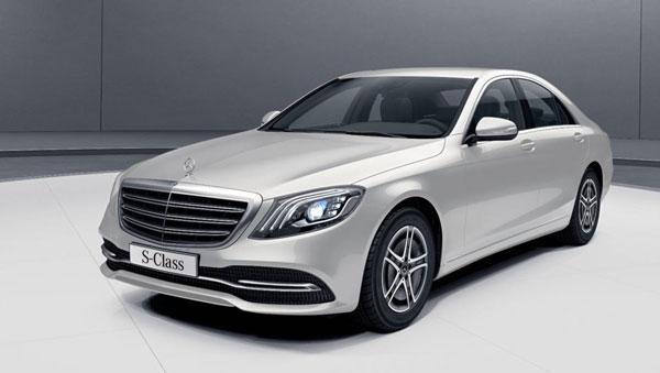 Mercedes-Benz Teases New S-Class: नई मर्सिडीज-बेंज एस-क्लास का टीजर जारी, देखें वीडियो