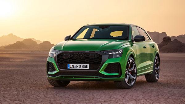 Audi Released RS Q8 Teaser: ऑडी इंडिया ने आरएस क्यू8 का टीजर किया जारी, लॉन्च जल्द