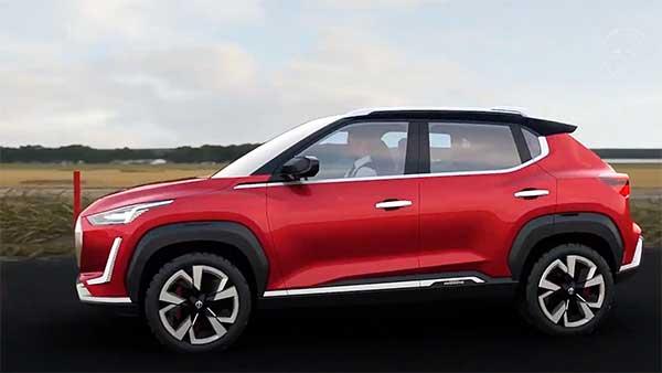 Nissan Magnite Concept Interior Revealed: निसान मैग्नाईट कांसेप्ट के इंटीरियर की जानकारी आई सामने