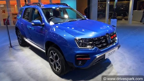 Renault Duster Turbo-Petrol Teaser: रेनॉल्ट डस्टर टर्बो-पेट्रोल जल्द होगी लॉन्च, आया नया टीजर