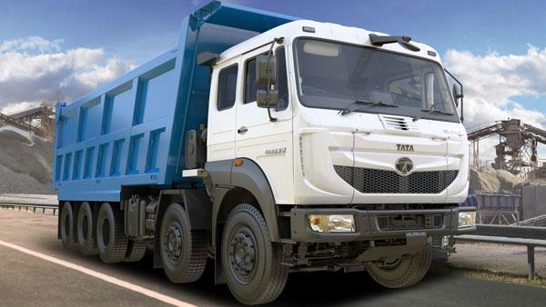Tata Signa Heavy Load Truck Launched: टाटा ने सिग्ना 4825.टीके मल्टी एक्सेल ट्रक को किया लाॅन्च