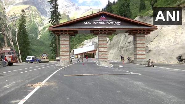 World's Longest Highway Tunnel: अटल टनल, मनाली से लेह को जोड़ती दुनिया की सबसे लंबी टनल