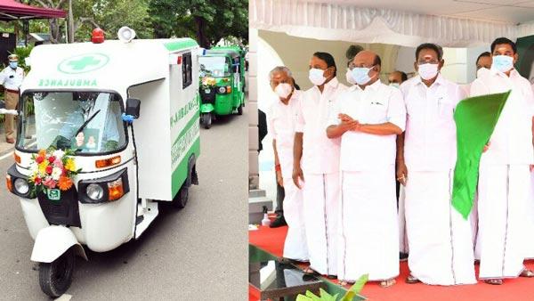 Solar Powered Electric Auto: तमिलनाडु में सोलर से चलने वाली इलेक्ट्रिक ऑटो सेवा हुई शुरू