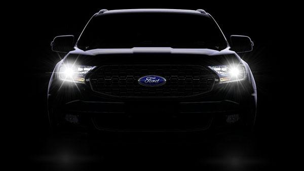 Ford Endeavour Sport Edition: फोर्ड एंडेवर स्पोर्ट एडिशन का टीजर जारी, 22 सितंबर को होगी लॉन्च