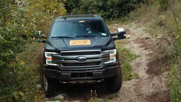 Ford F-150 Electric Pickup Truck: फोर्ड एफ-150 इलेक्ट्रिक पिकअप ट्रक का टीजर जारी, देखें वीडियो