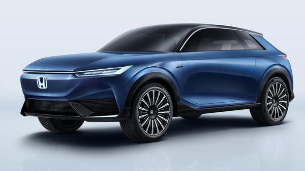 Honda eConcept SUV Unveiled: होंडा ने इलेक्ट्रिक कांसेप्ट एसयूवी का किया खुलासा, जानें क्या है खास