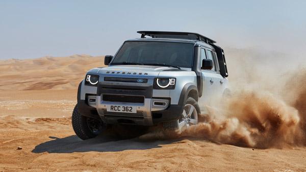 Land Rover Defender Launch Details: नई लैंड रोवर डिफेंडर भारत में 15 अक्टूबर को होगी लॉन्च, जानें
