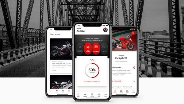 Ducati Introduced 'MyDucati' App: डुकाटी ने पेश की नई 'माईडुकाटी' ऐप, जानें क्या हैं फीचर्स