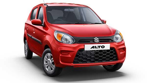 2021 Maruti Suzuki Alto Spied: नई मारुति अल्टो पहली बार टेस्टिंग करते आई नजर, देखें