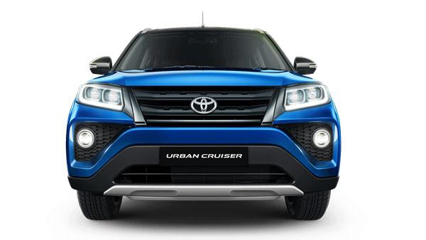 Toyota Urban Cruiser Features: टोयोटा अर्बन क्रूजर के वैरिएंट अनुसार फीचर्स का हुआ खुलासा