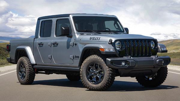 2021 Jeep Gladiator Willys: नए जीप ग्लैडिएटर विलीस का हुआ खुलासा, जानें क्या है खूबियां
