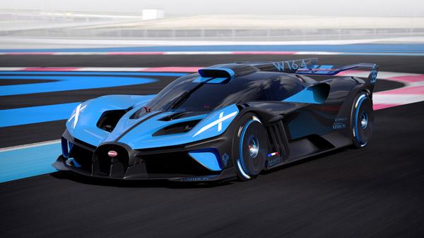Bugatti Bolide Hypercar Unveiled: बुगाटी बोलाइड हाइपर कार का खुलासा, टॉप स्पीड जान हो जाएंगे हैरान