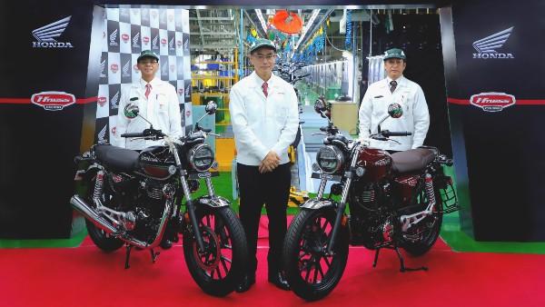 Honda H'Ness CB 350 Dispatches: होंडा हाईनेस सीबी 350 का उत्पादन शुरू, जल्द पहुँचेगी डीलरशिप
