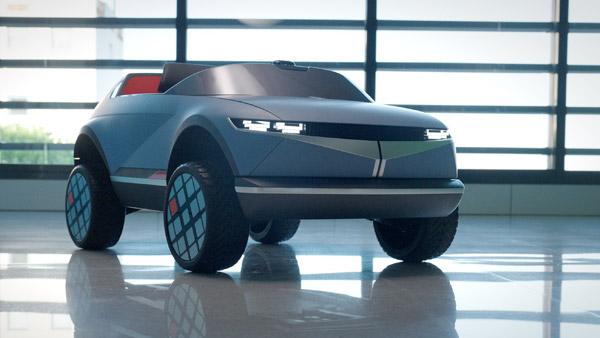 Hyundai Smallest EV Revealed: हुंडई की सबसे छोटी इलेक्ट्रिक कार का हुआ खुलासा, टॉप स्पीड हैं इतनी