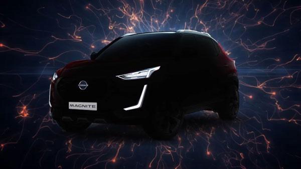 Nissan Magnite Teaser Video: निसान मैग्नाइट का टीजर हुआ जारी, 21 अक्टूबर को होगी पेश