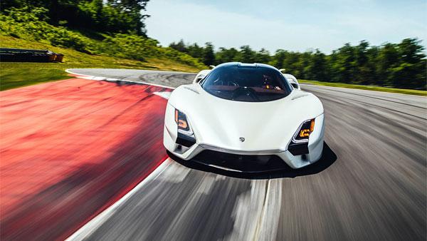 World's Fastest Production Car: 508 किमी/घंटा की रफ्तार के साथ यह बनी दुनिया की सबसे तेज कार, देखें