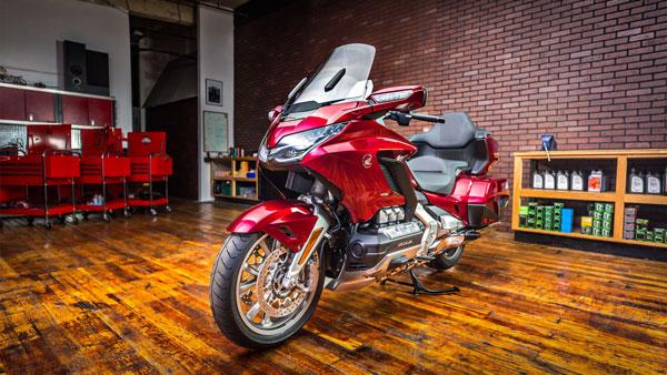 Honda Goldwing New Feature: होंडा गोल्डविंग में दिया जाएगा राडार आधारित अडाप्टिव क्रूज कंट्रोल
