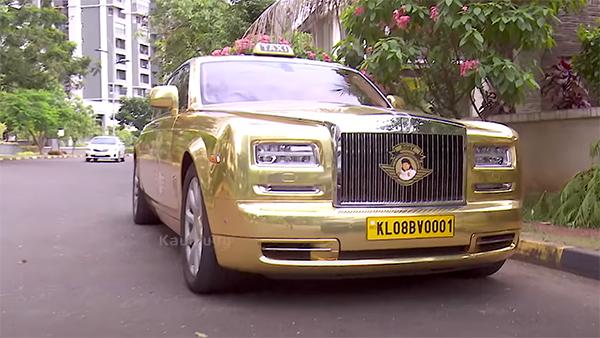 सोने की रोल्स रॉयस से डीसी अवंती तक, केरल के इस बिजनेसमैन ने दिखाया अपनी कारों का जखीरा