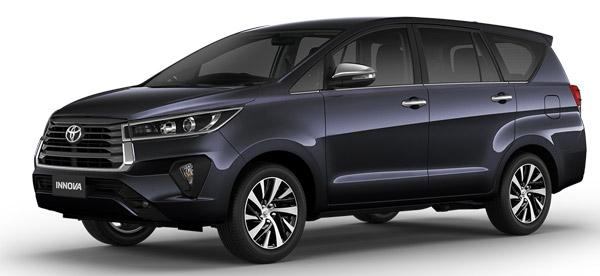 New Toyota Innova Crysta Variants: नई टोयोटा इनोवा क्रिस्टा वैरिएंट अनुसार फीचर्स