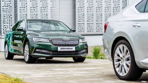 Skoda Autonomous Driving Technology: स्कोडा कर रही है ऑटोनोमस ड्राइविंग तकनीक का विकास, जानें