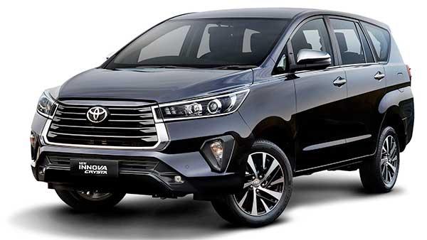 Toyota Innova Crysta Facelift Launched: टोयोटा इनोवा क्रिस्टा फेसलिफ्ट हुई लाॅन्च, जानें क्या है नया
