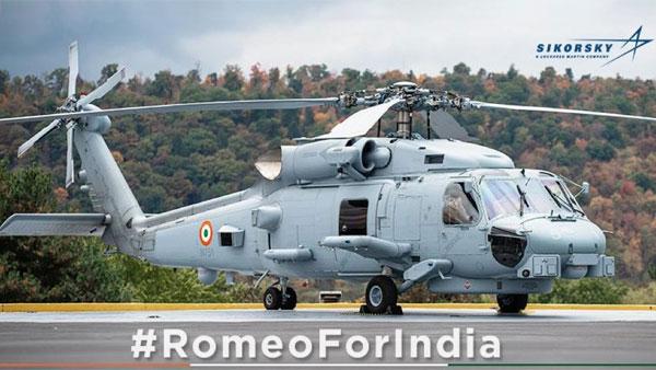 Lockheed MH-60 Choppers: भारतीय नौसेना को मिलेंगे लाॅकहीड एमएच-60 मल्टीरोल हेलिकाॅप्टर
