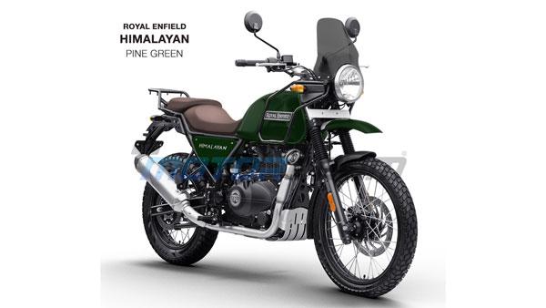 RE Himalayan New Colours: राॅयल एनफील्ड हिमालयन तीन नए रंगो में होगी उपलब्ध, जानें