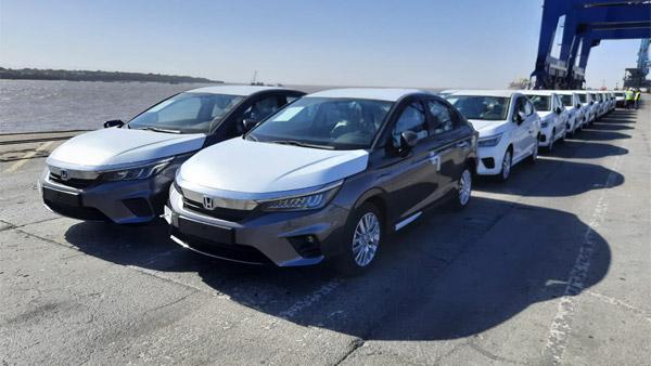 Honda City Left Hand Drive Export: भारत में बनी होंडा सिटी लैफ्ट हैंड ड्राइव वर्जन होगी निर्यात, जानें
