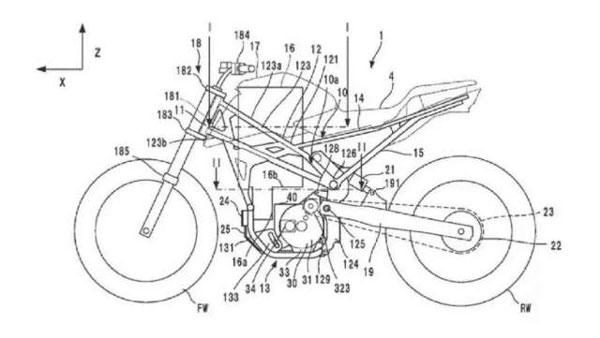 Honda's Electric Bike: होंडा की नई इलेक्ट्रिक बाइक की जानकारी आई सामने, देखें पेटेंट तस्वीरें