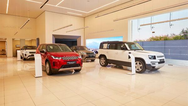 Jaguar Land Rover New Dealership: जगुआर लैंड रोवर ने बैंगलोर में खोला नया शोरूम, जानें