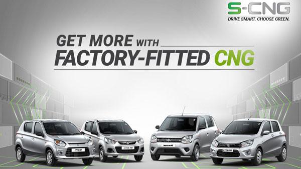 Maruti CNG Vehicles Sales: मारुति की सीएनजी वाहनों की बिक्री में आई 33 प्रतिशत की बढ़त, जानें क्या है कारण