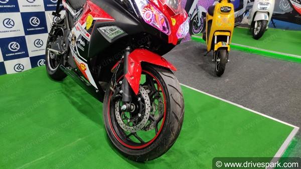 Kabira eBike KM 4000 Launch Date Revealed: Kabira KM 4000 e-bike to be launched on February 15