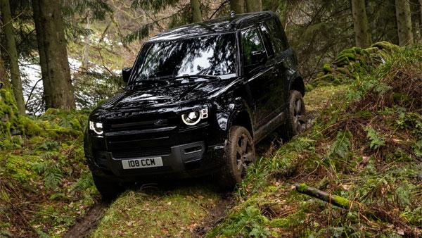 Land Rover Defender V8 Revealed: लैंड रोवर डिफेंडर वी8 का हुआ खुलासा, सबसे ताकतवर डिफेंडर