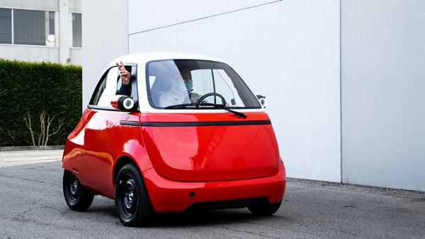 Microline 2.0 Compact EV Prototype: बीएमडब्ल्यू इसेटा से प्रेरित है यह इलेक्ट्रिक कार, जानें क्या है खास