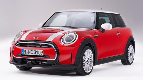 2021 Mini 3-Door Facelift Spotted Testing: नई मिनी 3-डोर फेसलिफ्ट टेस्टिंग करते आई नजर, जल्द लॉन्च