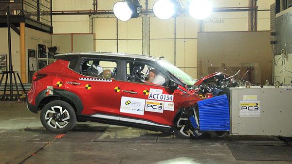 Nissan Magnite Safety Rating: भारत में बिकने वाली निसान मैग्नाईट को मिली है 4 स्टार सेफ्टी रेटिंग, हुआ खुलासा