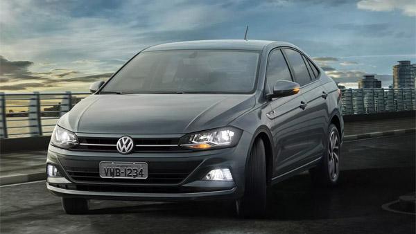Volkswagen Virtus Spied Testing: फाॅक्सवैगन वर्टस टेस्टिंग के दौरान आई नजर, पोलो के बाद होगी दूसरी सेडान