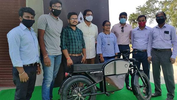 Atum 1.0 e-Bike Delivery Starts: एटम 1.0 इलेक्ट्रिक बाइक की डिलीवरी हुई शुरू, जानें क्या हैं फीचर्स