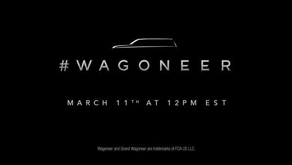 2022 Jeep Grand Wagoneer Launch Details: नई जीप ग्रैंड वैगनियर के रिलीज डेट का हुआ खुलासा, देखें नया टीजर