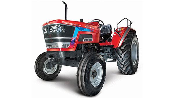 Mahindra Tractor Sales February 2021: महिंद्रा ने बीते माह घरेलू बाजार में बेचे 27,170 ट्रैक्टर्स, आंकड़े