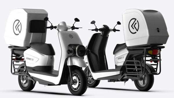 Kabira Hermes 75 e-Scooter: कबीरा हरमेस 75 हाई स्पीड इलेक्ट्रिक डिलीवरी स्कूटर हुई लाॅन्च, रेंज 120 किमी