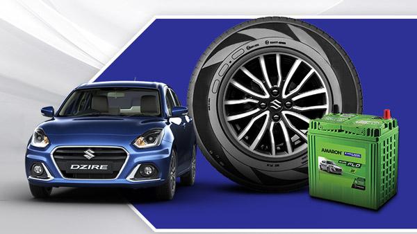Maruti Launches Tyres & Batteries: मारुति ने एक्सेसरीज रेंज में जोड़ी टायर्स व बैटरी, जानें कैसे खरीदें