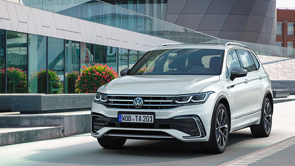2021 Volkswagen Tiguan Allspace को किया गया पेश, जानें क्या है नया