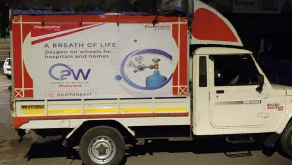 महिंद्रा Oxygen On Wheels अभियान अब चेन्नई में भी शुरू, 8 शहर हो चुके हैं शामिल