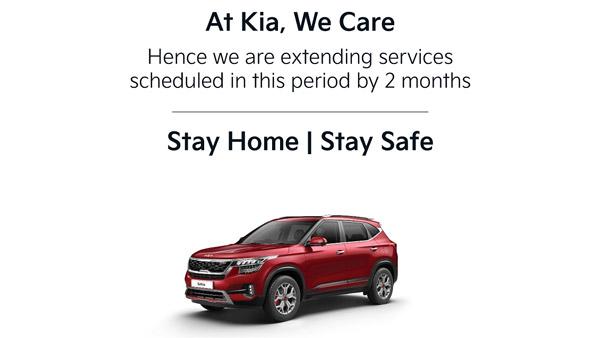 Kia India ने Sevice Period को 2 महीने के लिए बढ़ाया, जानें